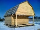 Фотография в Строительство и ремонт Строительство домов Псковские мастера изготовят сруб дома или в Москве 236000