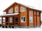 Свежее фото  Дом из «двойного бруса» под ключ за 2 месяца, 39258309 в Томске