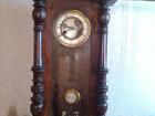 Скачать бесплатно фото Антиквариат часы с боем и маятником эрхарда роберта шленкера немецкие старинные 39356549 в Москве