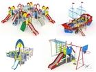 Уникальное изображение  Детские уличные комплексы 39417159 в Ростове-на-Дону