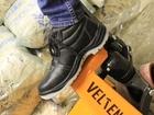 Смотреть фотографию  Ботинки рабочие на крепкой подошве с Металлическим носком 39524215 в Санкт-Петербурге