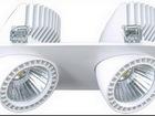 Свежее фотографию Электрика (оборудование) Светодиодные карданные светильники 54вт 39647513 в Москве