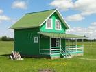 Увидеть изображение  Новый теплый дом из экологически чистых материалов, у знаменитого озера Плещеево 39722720 в Переславле-Залесском