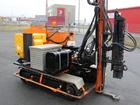 Уникальное фото  Продажа сваебойной установки GAYK модель HRE 1000 для дорожного ограждения, в отличном состоянии, 39801916 в Саратове