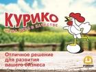 Скачать бесплатно foto  Франшиза от компании КУРИКО, продукция собственного производства, 39849815 в Екатеринбурге
