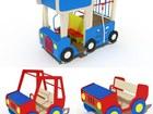 Просмотреть фотографию  Машинки для детской площадки купить в Волгограде 39866898 в Волгограде