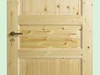 Скачать бесплатно foto  В продаже финская дверь Jeld Wen 51 сосновая, 3-х филенчатая 40018516 в Москве
