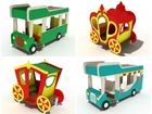 Скачать бесплатно фото  Беседки для детских садов купить в Ярославле 40164514 в Ярославле