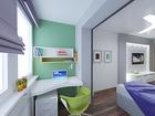 Уникальное изображение Дизайн интерьера Экспресс дизайн интерьера детской Москва и регионы - дистанционно 40546666 в Москве