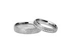 Скачать foto  Помолвочные и обручальные кольца с бриллиантами от Hugo Freund & Co, 40738001 в Москве