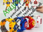 Новое фото  Часы трансформеры подарок игрушка 44557109 в Москве