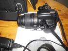 Смотреть фотографию  Фотоаппарат NIKON D 5000 новый идеальное состояние, 46112312 в Москве