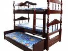Новое foto Мебель для детей Мебель деревянная, детская, плетеная из ивы, мягкая и из ЛДСП во все комнаты и так далее, 52996020 в Москве