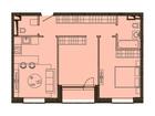 Продается 2-комн. кв-ра площадью 63,5 кв.м на 7 этаже 14 эта