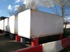Свежее изображение  Фургон изотермический, сэндвич 66129779 в Москве