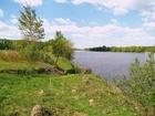Смотреть фотографию Земельные участки земля сельхозназначения с поливом у реки 66391034 в Москве