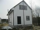 Свежее фото Дома Продается каркасный загородный дом 96 м2 2014 г. 66478276 в Москве