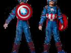 Уникальное foto Разное Детский костюм Капитан Америка От PENIVAIZ 66498694 в Москве
