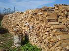 Свежее foto Разное Колотые березовые дрова с доставкой 67648322 в Голицыно