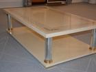 Смотреть фото Мебель для гостиной Журнальный хрустальный столик Turri - Kristal новый в упаковк 67719721 в Москве