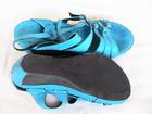 Свежее изображение  босоножки женские 39,40 размеров бу: черные и синие английские и итальянские 67721464 в Москве