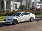 Просмотреть foto Аренда и прокат авто Аренда белый Ягуар на свадьбу, аренда автомобиля с водителем Ягуар 67805244 в Москве