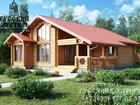 Смотреть foto  Строительство деревянных домов под ключ в Москве и МО, 67823349 в Москве