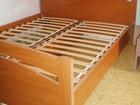 Увидеть foto  Продам двуспальную кровать Шатура, 67885877 в Москве
