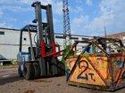 Увидеть изображение Вилочный погрузчик Бензиновый погрузчик Nissan 1, 8т с высокой мачтой 68120730 в Москве