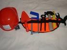Просмотреть изображение Детские игрушки Пояс строителя с каской, набор ОРИОН 68825491 в Москве