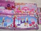 Свежее фотографию Детские игрушки Кукольная мебель, машинка и лошадка с каретой Красотка для куклы от 12 до 29 см 68825554 в Москве