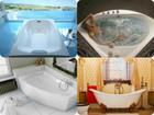Смотреть изображение Строительные материалы Продажа акриловых ванн с подбором по параметрам 68968901 в Москве