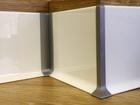 Свежее фотографию Отделочные материалы Алюминиевый плинтус 40мм,60мм,70мм,80мм,100мм, 120мм 69170990 в Москве