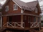 Уникальное изображение Строительство домов Дома и бани из бруса, без предоплаты 69223767 в Москве