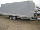 Скачать бесплатно фото Прицепы для легковых авто Польский прицеп для перевозки грузов и авто-3500кг 69297298 в Москве