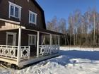 Уникальное изображение Загородные дома Купить дом, коттедж, дачу в Подмосковье 69305823 в Москве