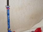 Скачать бесплатно фотографию Спортивный инвентарь Самокат Marvel Мстители Железный Человек со светящимися колёсами 69550215 в Москве