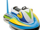 Свежее foto Детские игрушки Надувной скутер 117 см Водный наездник 69903420 в Москве