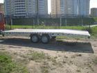 Новое изображение Прицепы для легковых авто Новый польский прицеп автовоз 6,06*2,00-3000кг 70402437 в Москве
