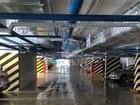 Охраняемый многоуровневый паркинг. Закрытый. Лифты, освещени