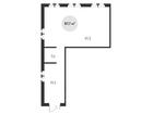 Группа Компаний ПИК предлагает нежилое помещение 87,7 кв.м в