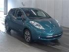 Уникальное foto Авто на заказ Электромобиль хэтчбек Nissan Leaf кузов AZE0 модификация 30G Thanks Edition гв 2017 76089567 в Москве