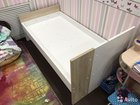 Кровать детская 165х85х80   матрас