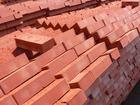 Просмотреть фотографию  КИРПИЧ красный фундаментный на поддоне , марка М125 и 150 76270806 в Белгороде