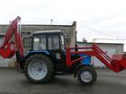 Просмотреть фотографию Спецтехника Экскаватор-погрузчик «ЭО-2626» на базе трактора МТЗ-82, 1 80904937 в Челябинске