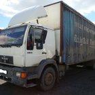 Продается грузовик Man 18, 224 бортовой грузовой тентованный с воротами, 2001 года