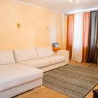 Двухкомнатная квартира, с дизайнерским евроремонтом