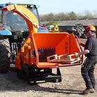 Измельчитель древесных отходов навесной на трактор Timberwolf TW PTO/S426