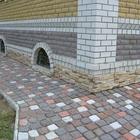 Укладка тротуарной плитки и природного камня