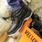 Ботинки рабочие на крепкой подошве с Металлическим носком